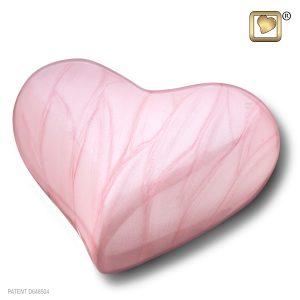 LoveUrns Heart Pink