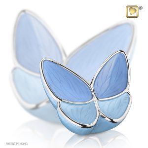 Wings of Hope Blue
