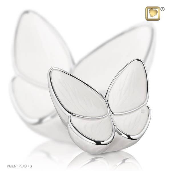 Wings of Hope Keepsake - Pearl