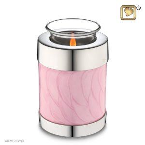 LoveUrns Tealight Pink