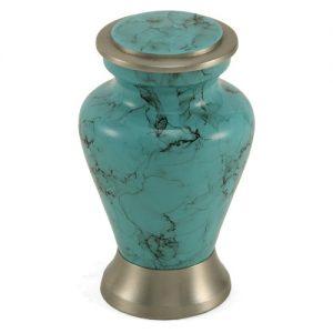 4501K Glenwood Blue Marble Keepsake