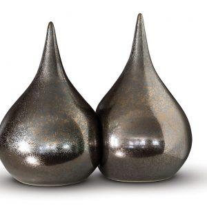 AUKU511 Drop Duo Ceramic by Ber Van Reden