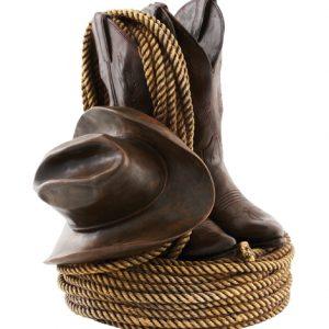 Large Cowboy Boots