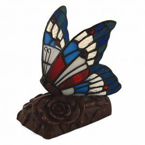 C682K Butterfly Lamp Blue Keepsake