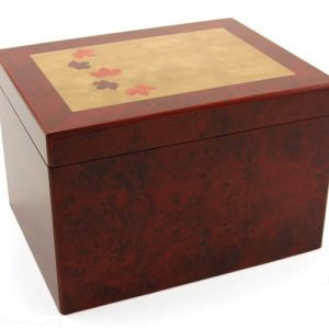 CMB800 Autumn Leaves Memory Chest