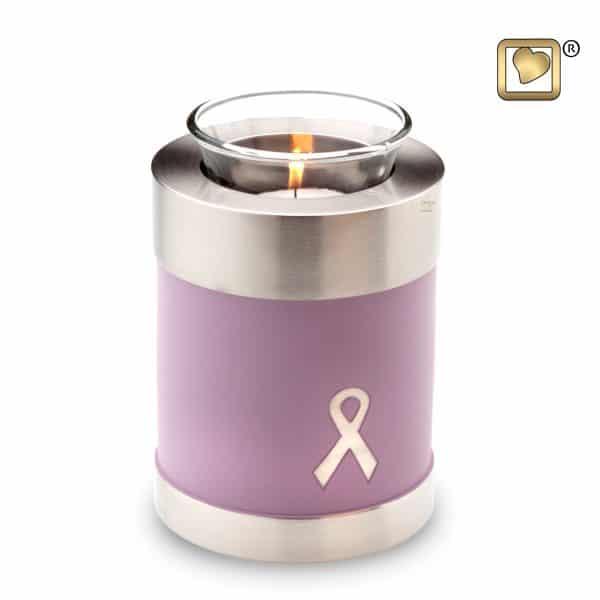 Awareness Tealight Urn