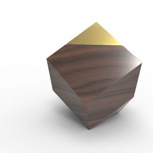 AUMUMPL5 Luxtop Woodprint