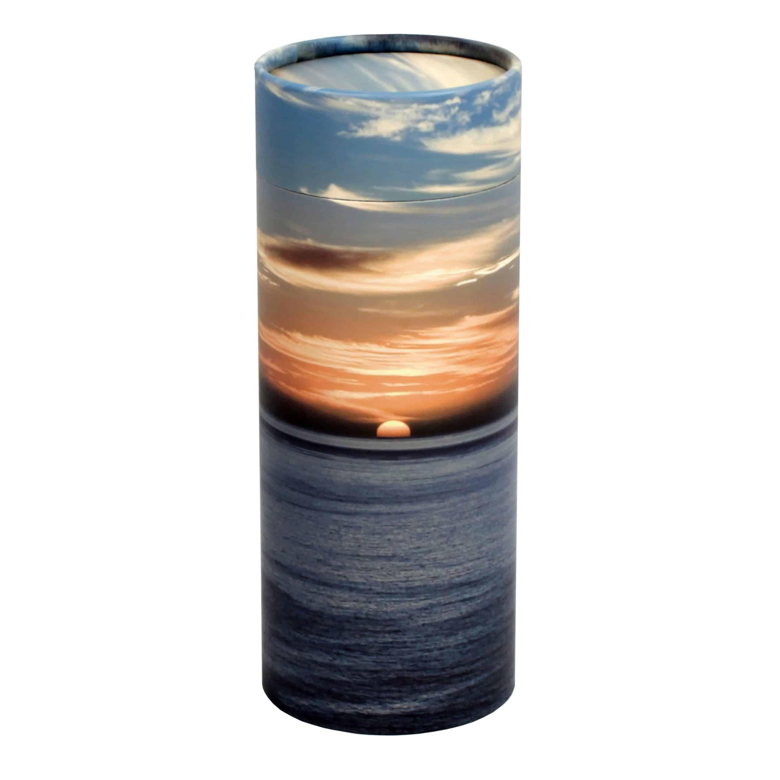 Ocean Sunset Medium SQUARE